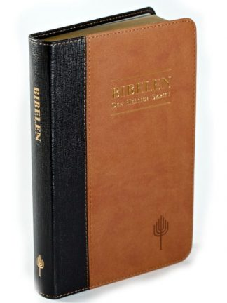 Norsk Bibel - mykbind - mellomstor