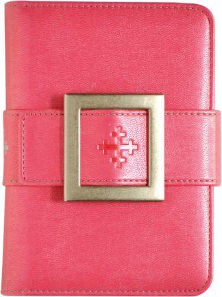 Bibel 2011 - liten utgave i rosa kunstskinn