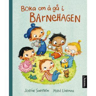 Boka om å gå i barnehagen