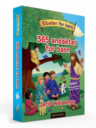 365 andakter for barn