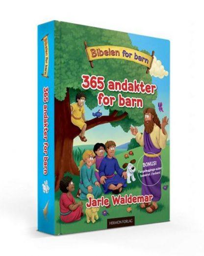 365 andakter for barn