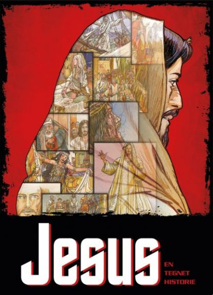Jesus : en tegnet historie