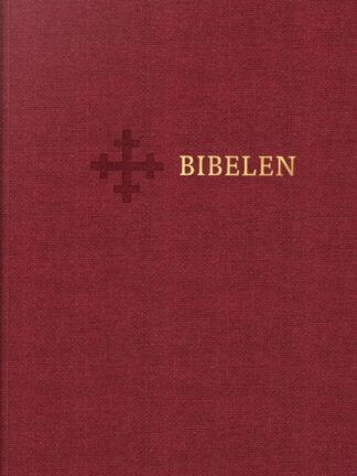 Bibel 2011 | Stor utgave | Klassisk - bokmål