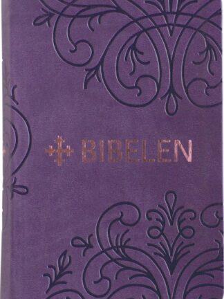 Bibel 2011 Trendutgave i lilla kunstskinn